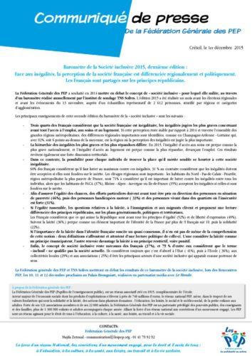 thumbnail of CP Baromètre de la sociéte inclusive 2015 1 decembre 2015
