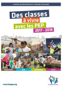 thumbnail of Catalogue Classes de Decouverte 20172018